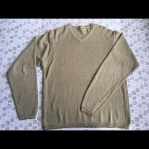 Izod man's sweater size M